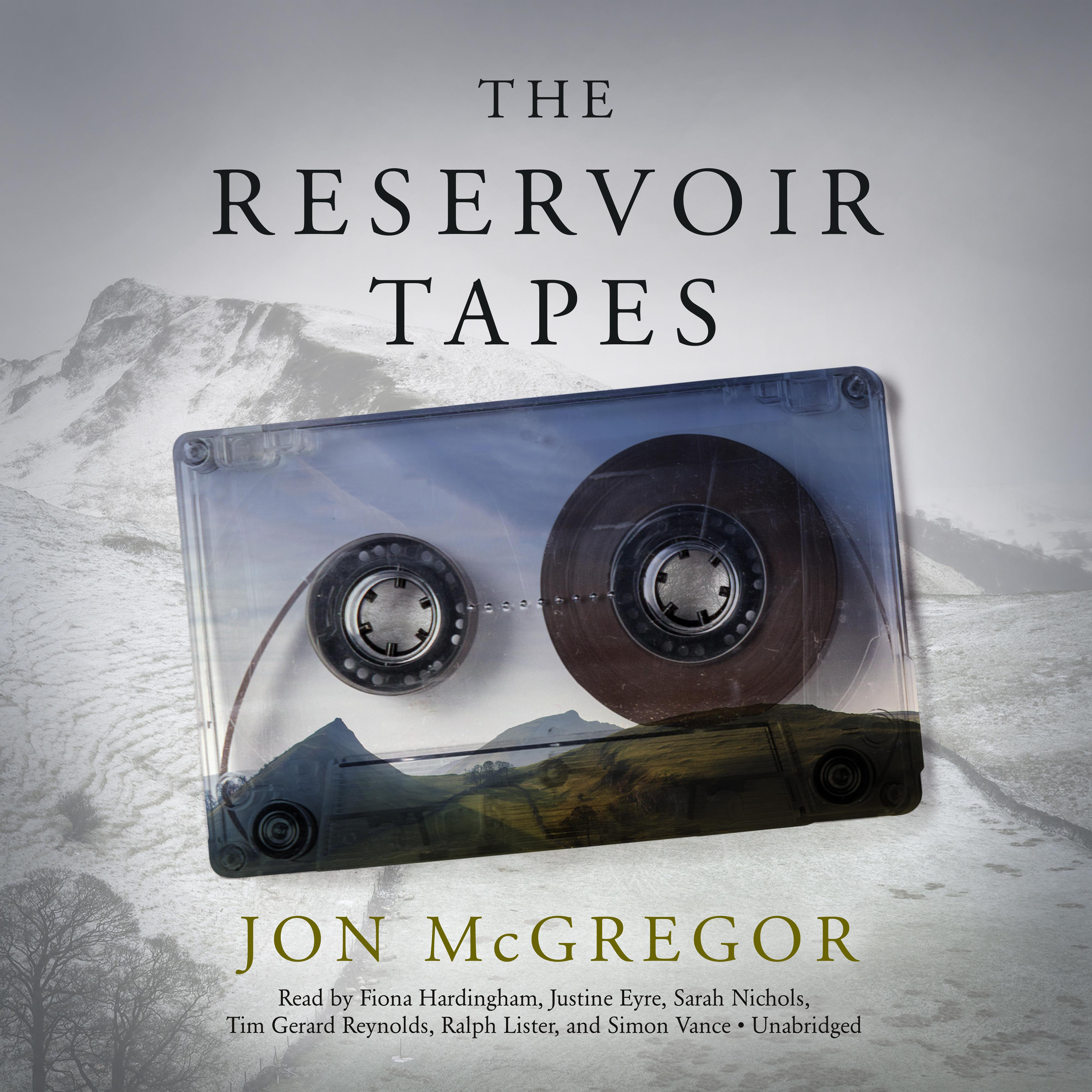 Printable The Reservoir Tapes Audiobook Cover Art