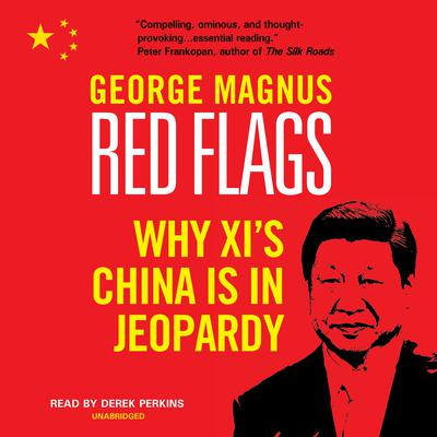 Red Flags: Why Xi's China Is in Jeopardy Audiobook, by George Magnus