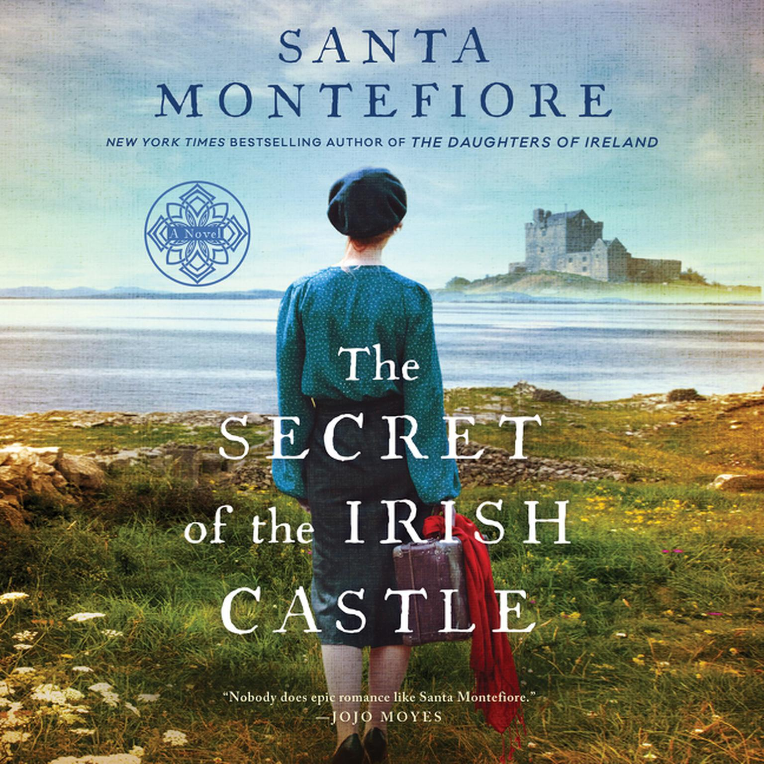Printable The Secret of the Irish Castle Audiobook Cover Art