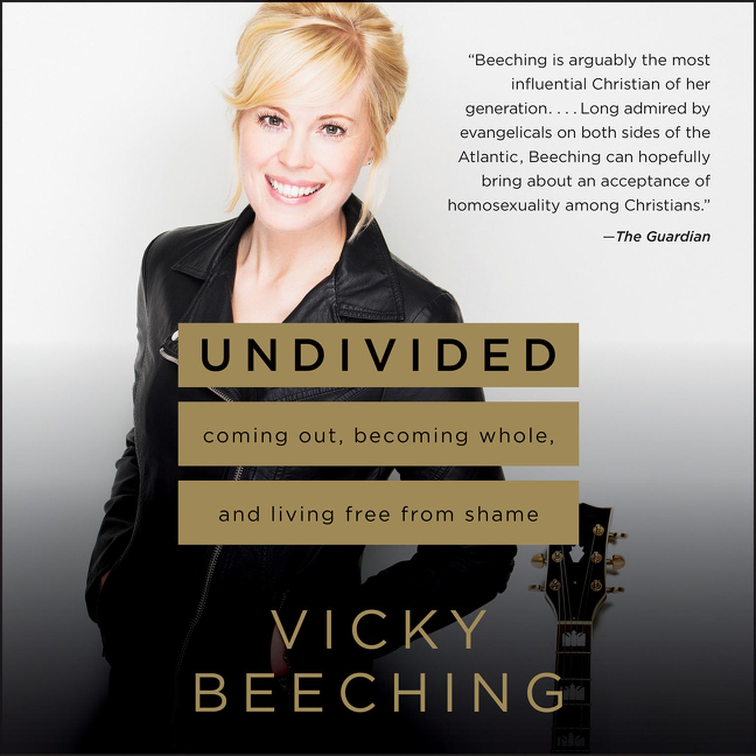 Printable Undivided: Coming Out, Becoming Whole, and Living Free from Shame Audiobook Cover Art