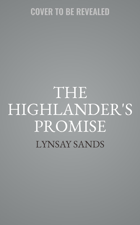 Printable The Highlander's Promise: Highland Brides Audiobook Cover Art