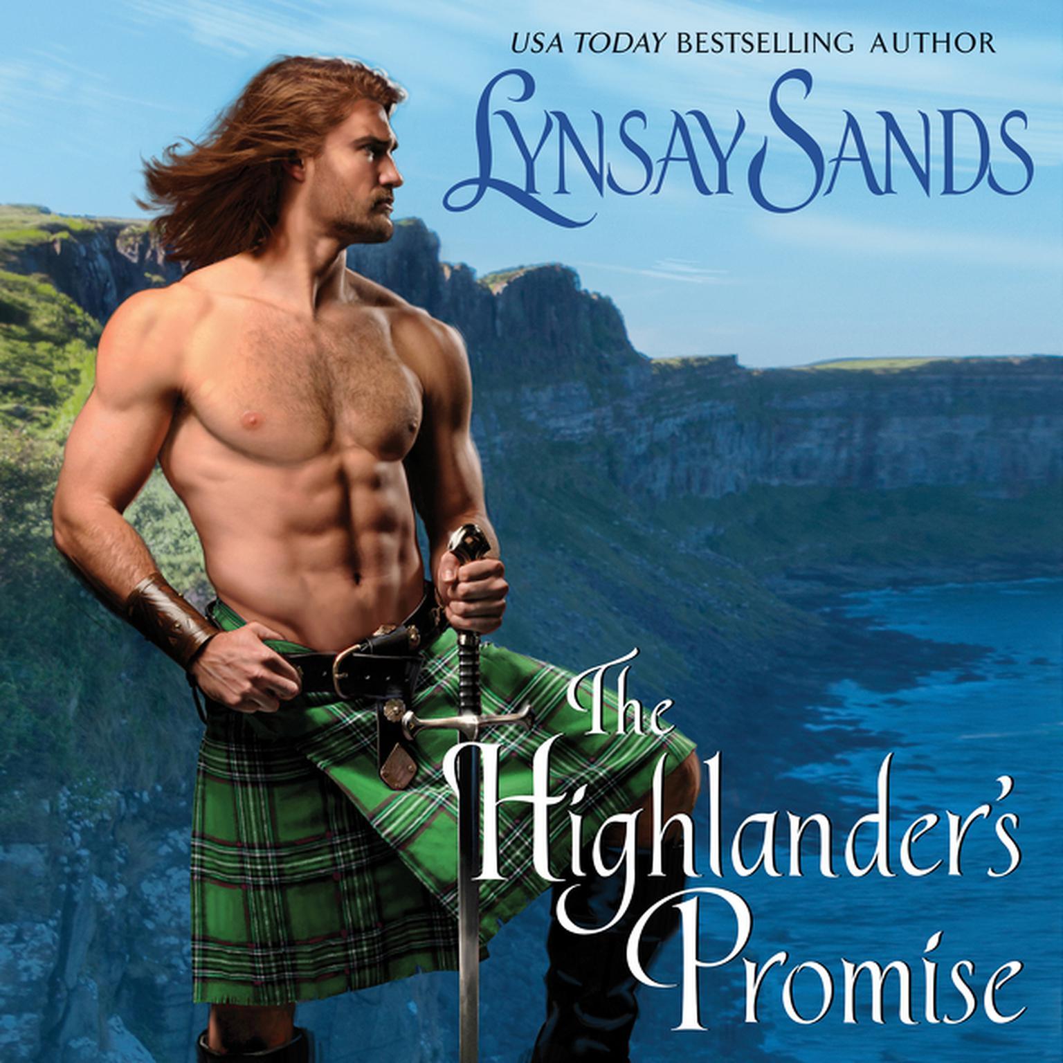 Printable The Highlander's Promise: Higland Brides Audiobook Cover Art