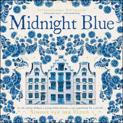 Midnight Blue: A Novel Audiobook, by Simone Van der Vlugt
