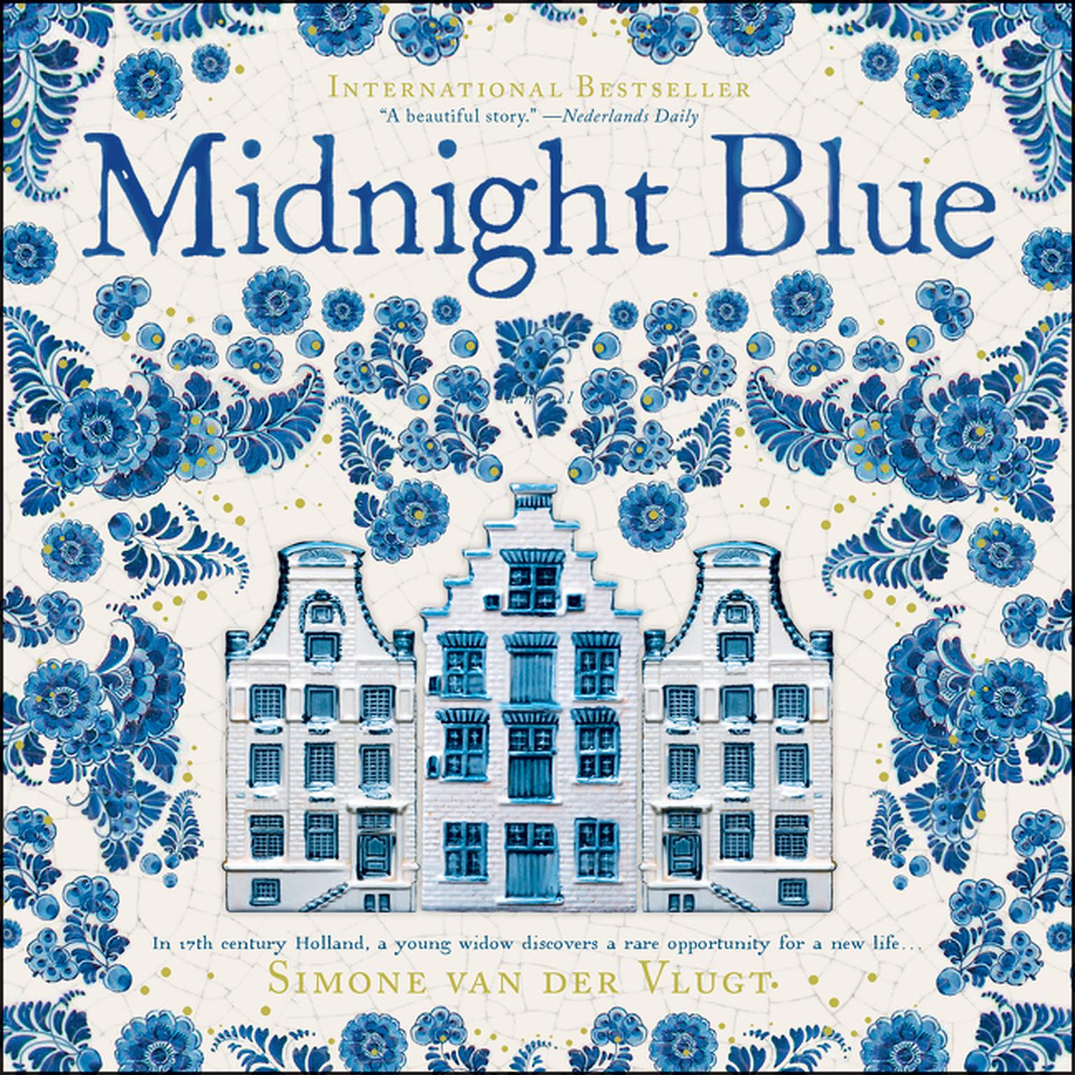 Printable Midnight Blue: A Novel Audiobook Cover Art