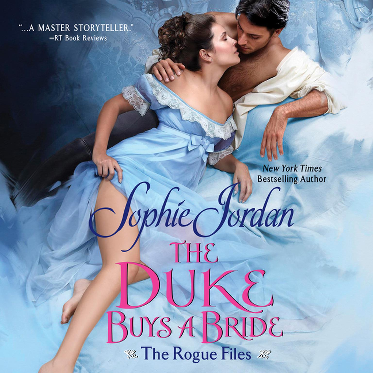 Printable The Duke Buys a Bride: The Rogue Files Audiobook Cover Art