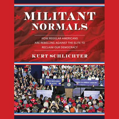 Militant Normals: How Regular Americans Are Rebelling Against the Elite to Reclaim Our Democracy Audiobook, by Kurt Schlichter