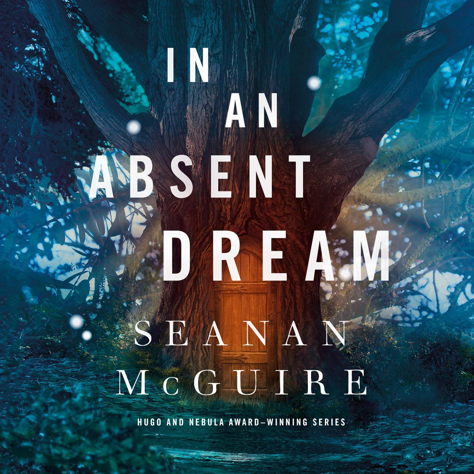 Printable In an Absent Dream Audiobook Cover Art