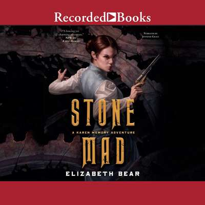 Stone Mad Audiobook, by Elizabeth Bear
