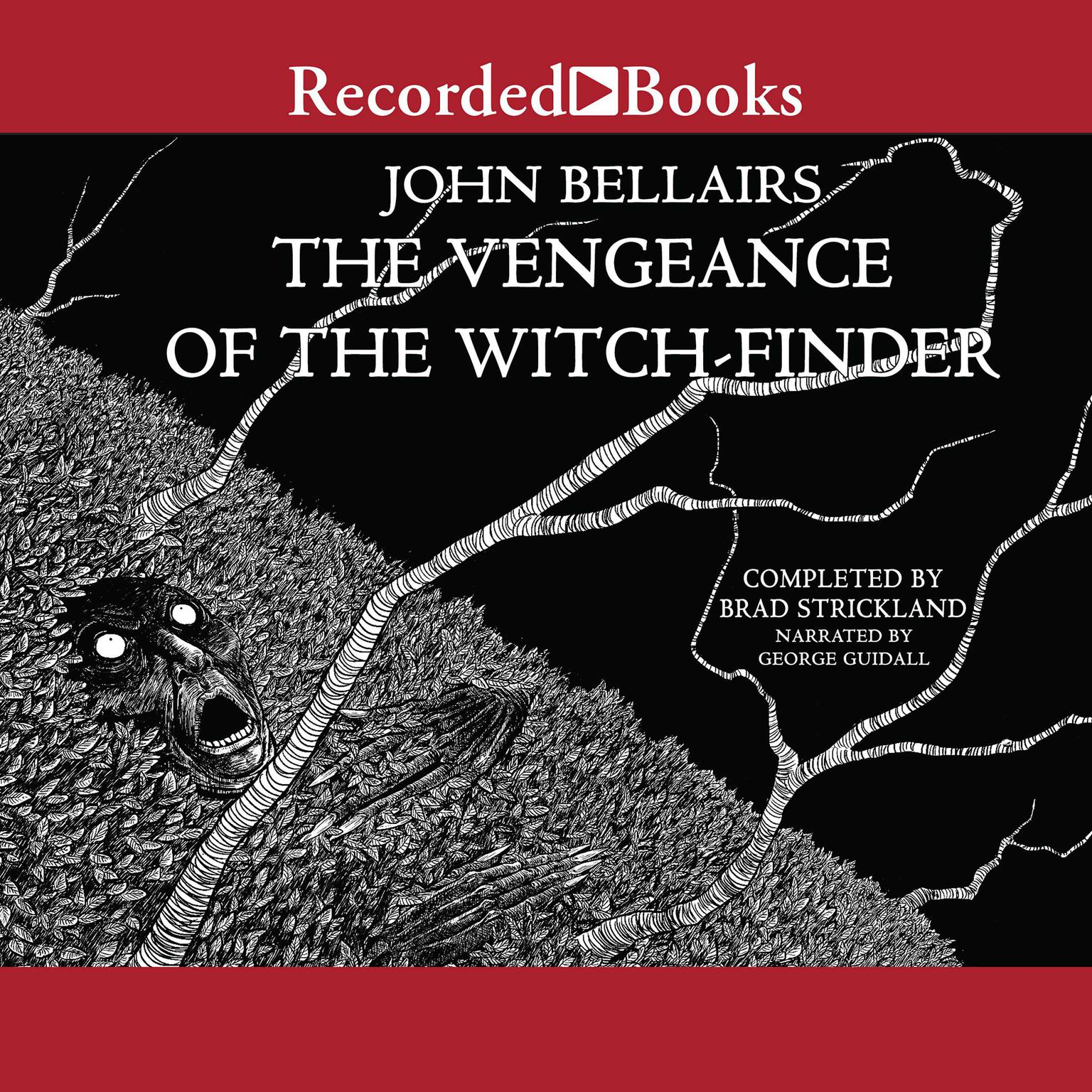 Printable The Vengeance of the Witch-Finder Audiobook Cover Art