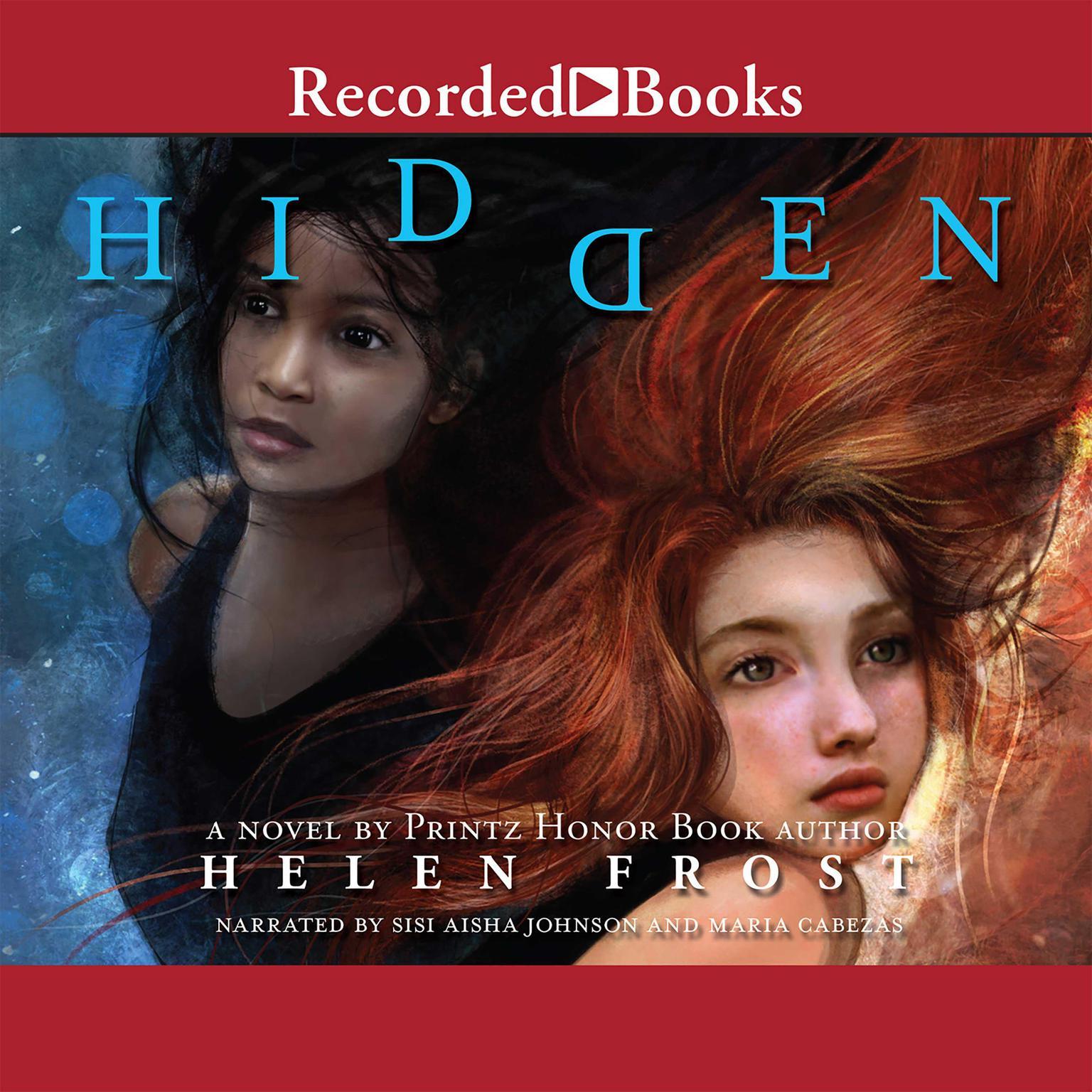 Printable Hidden Audiobook Cover Art