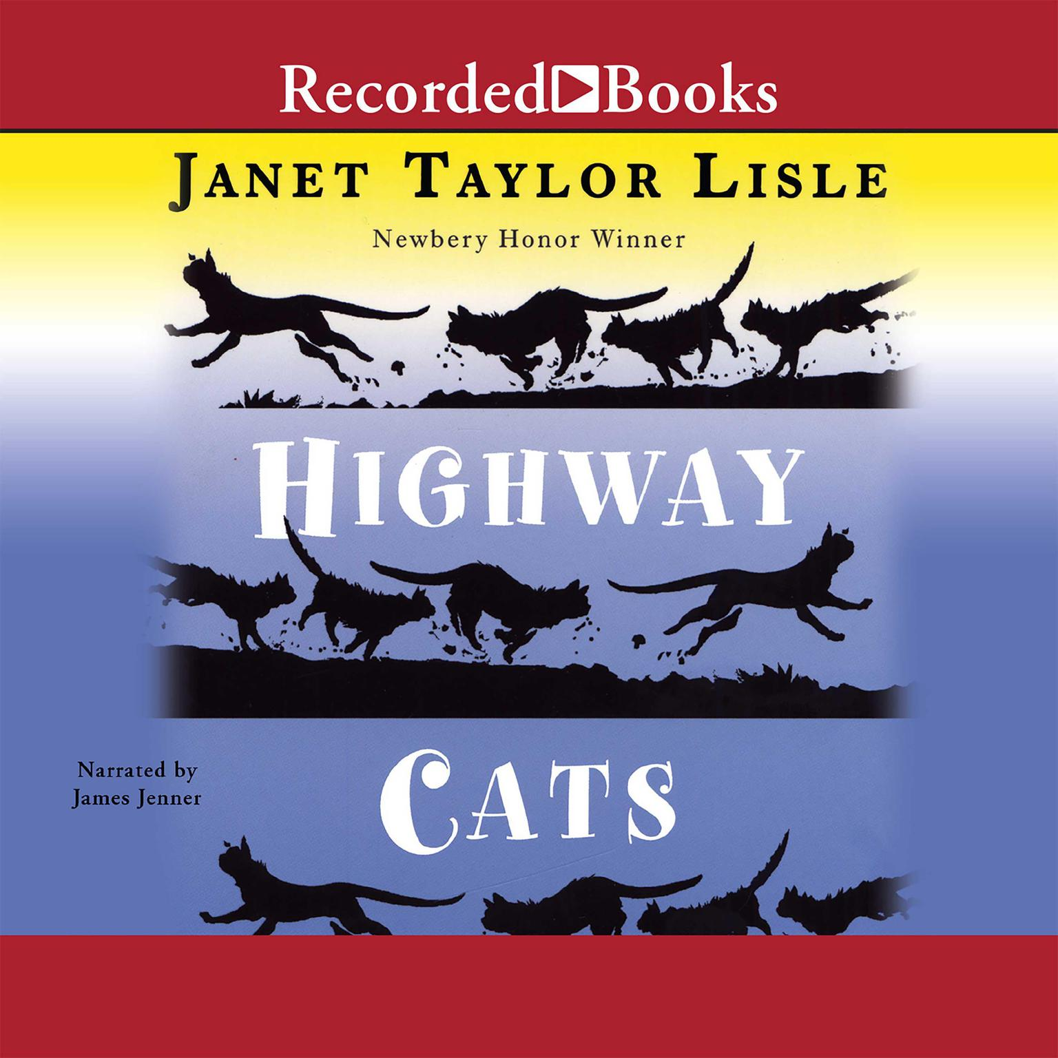 Printable Highway Cats Audiobook Cover Art