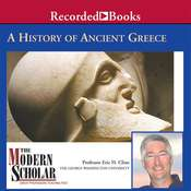 A History of Ancient Greece Audiobook, by Eric Cline