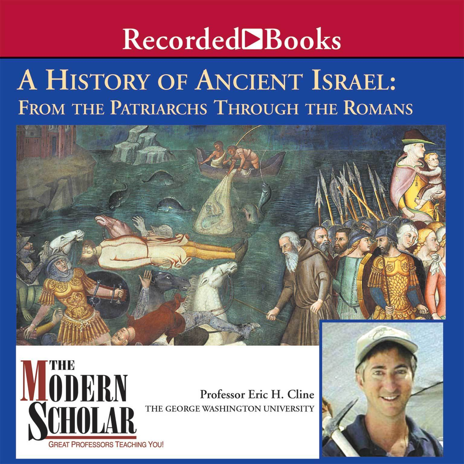 Printable A History of Ancient Israel: From the Patriarchs Through the Romans Audiobook Cover Art