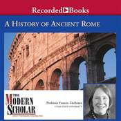 A History of Ancient Rome Audiobook, by Frances Titchener