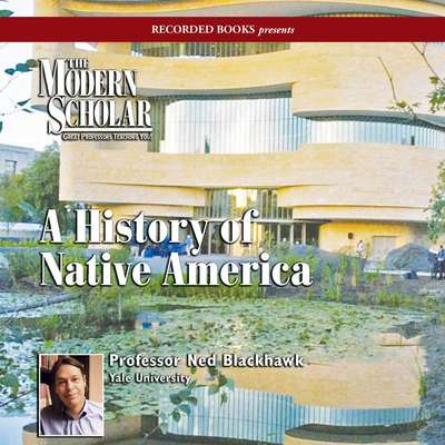 A History of Native America Audiobook, by