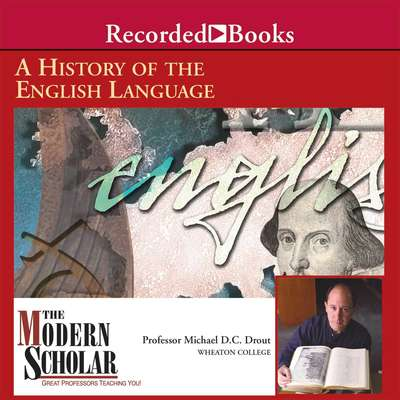 A History of the English Language Audiobook, by Michael Drout