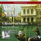 A History of Venice: Queen of the Seas Audiobook, by Thomas F. Madden