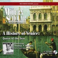 A History of Venice: Queen of the Seas Audiobook, by