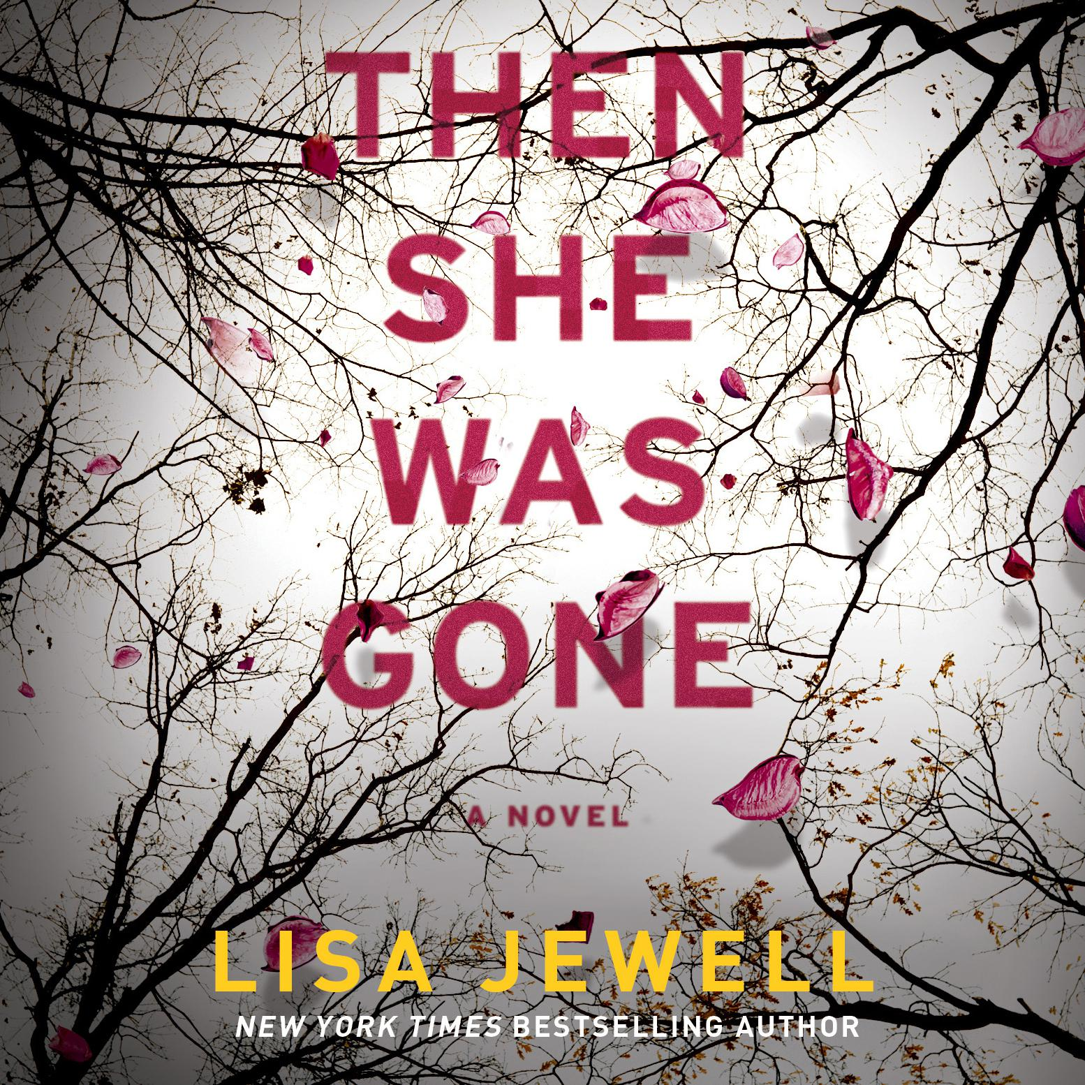 Printable Then She Was Gone Audiobook Cover Art