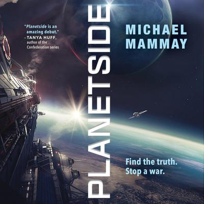 Planetside Audiobook, by Michael Mammay