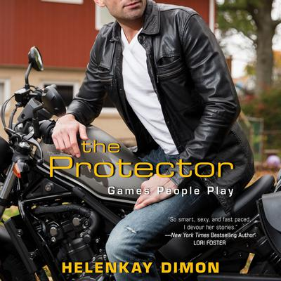 The Protector: Games People Play Audiobook, by HelenKay Dimon