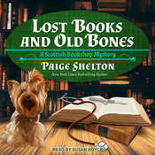 Lost Books and Old Bones Audiobook, by Paige Shelton