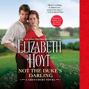 Not the Duke's Darling Audiobook, by Elizabeth Hoyt