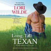 Long, Tall Texan (previously published as There Goes the Bride) Audiobook, by Lori Wilde