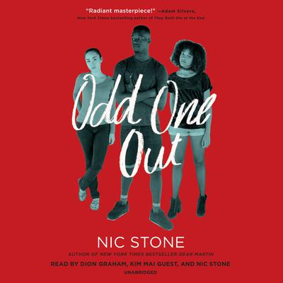 Odd One Out Audiobook, by Nic Stone