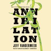 Annihilation Audiobook, by Jeff VanderMeer