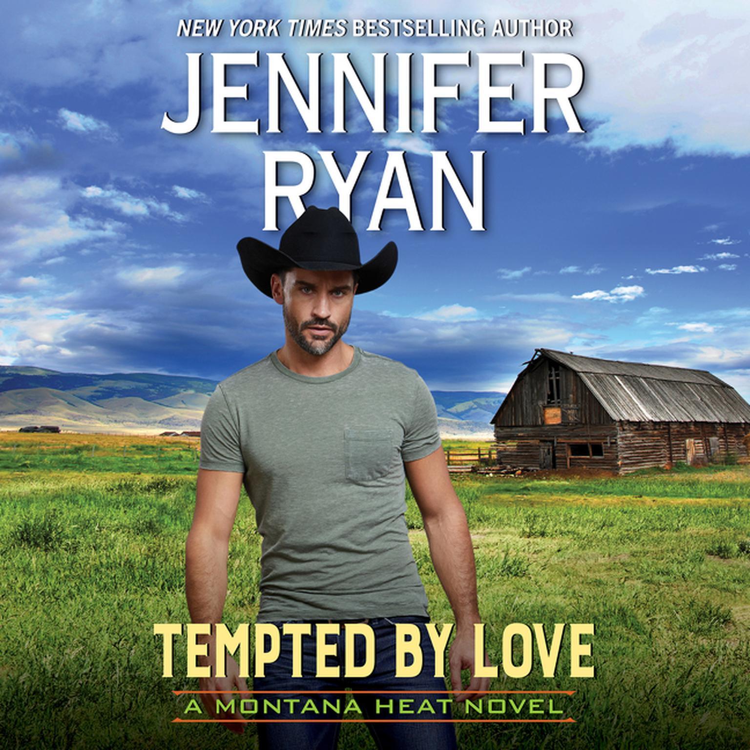 Printable Tempted by Love: A Montana Heat Novel Audiobook Cover Art