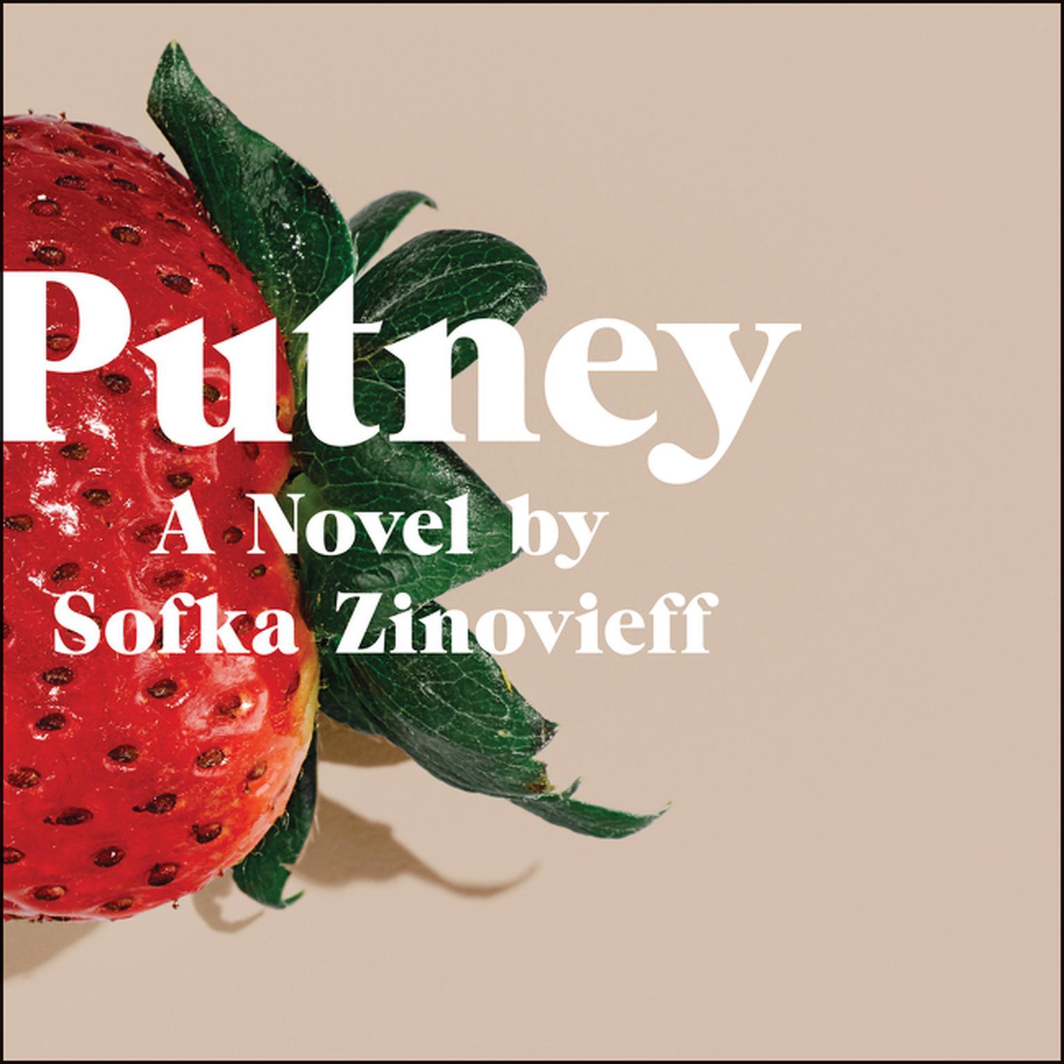 Printable Putney: A Novel Audiobook Cover Art