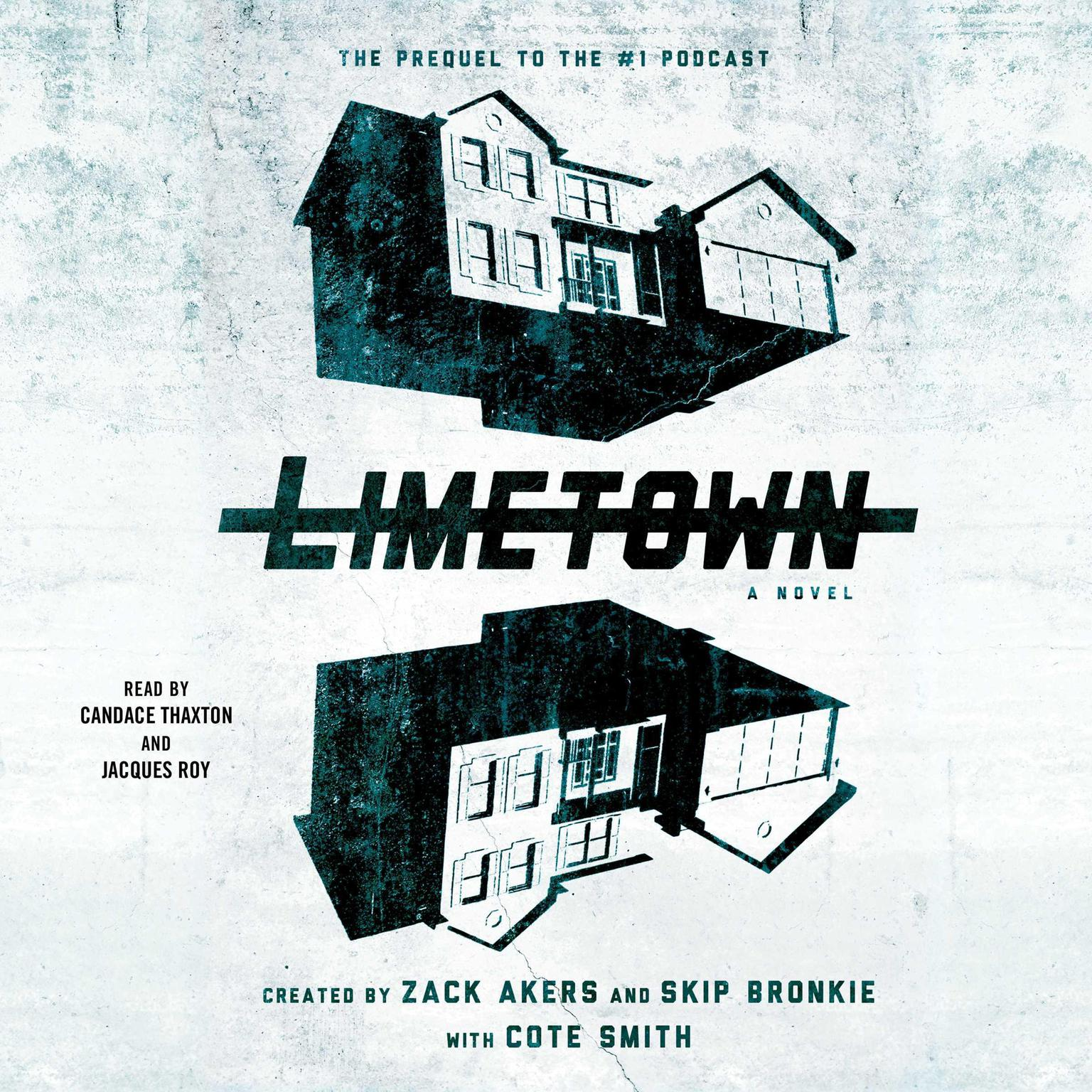 Printable Limetown: The Prequel to the #1 Podcast Audiobook Cover Art