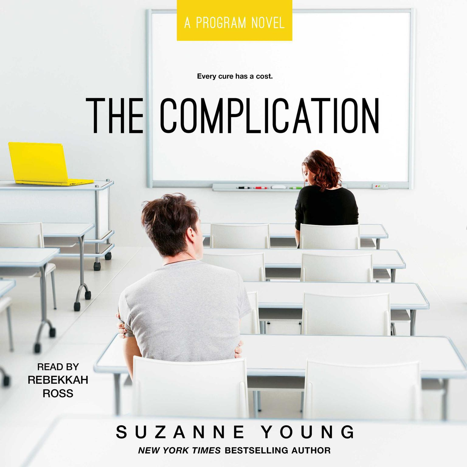 Printable The Complication Audiobook Cover Art