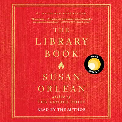 The Library Book Audiobook, by Susan Orlean