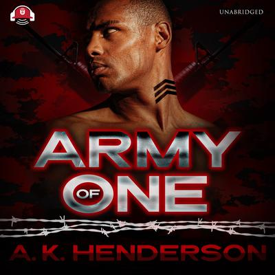 Army of One Audiobook, by A. K. Henderson