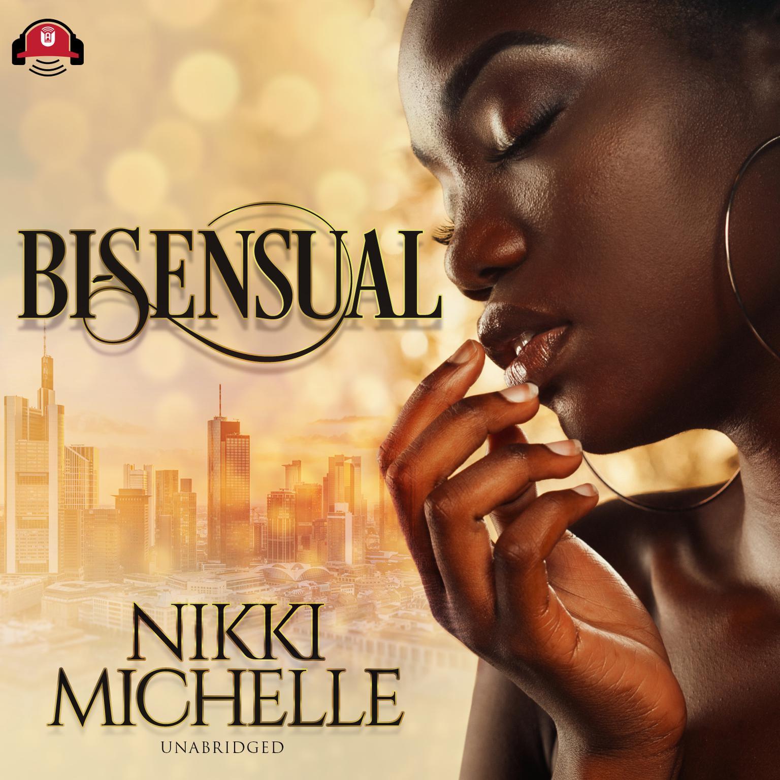 Printable Bi-Sensual Audiobook Cover Art