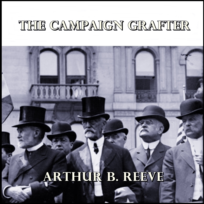 Printable The Campaign Grafter Audiobook Cover Art
