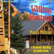 Willing Hostage Audiobook, by Marlys Millhiser