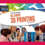 All About 3D Printing Audiobook, by Tracy Abell