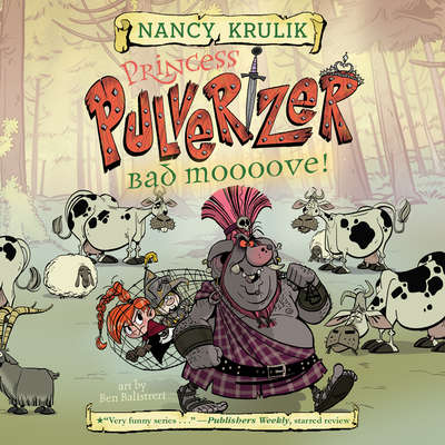 Bad Moooove! Audiobook, by Nancy Krulik