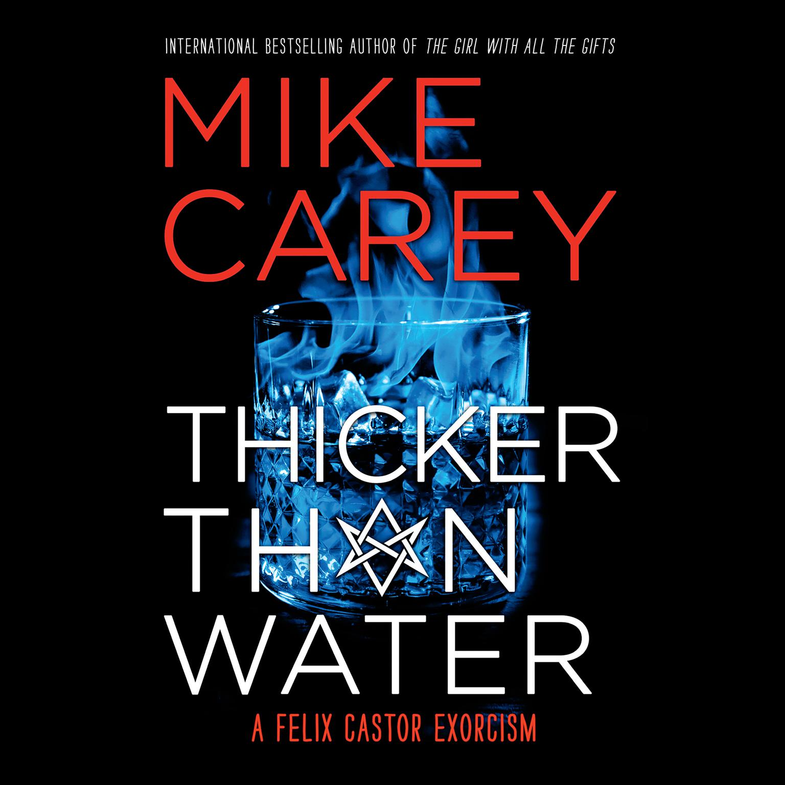 Thicker Than Water Audiobook, by Mike Carey