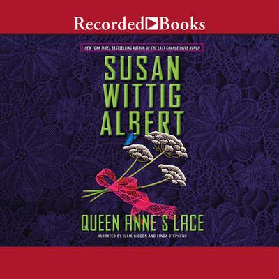 Queen Annes Lace Audiobook, by Susan Wittig Albert