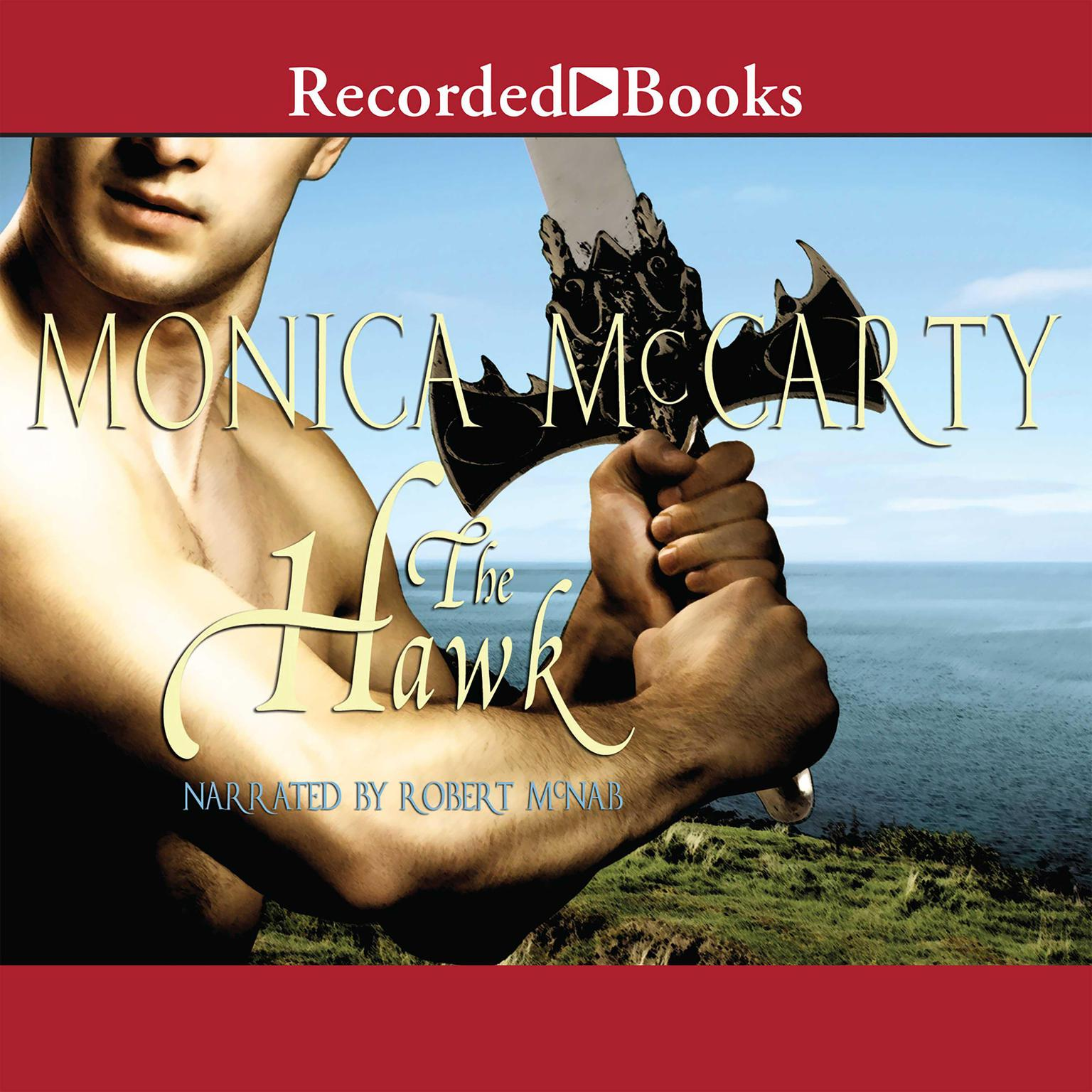 The Hawk Audiobook, by Monica McCarty