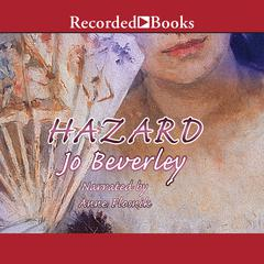 Hazard Audiobook, by Jo Beverley