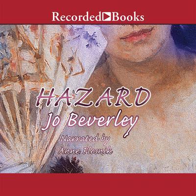 Hazard Audiobook, by Jo Beverley
