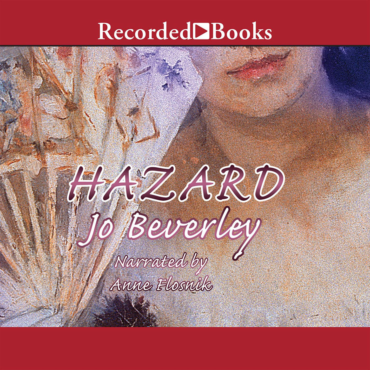 Printable Hazard Audiobook Cover Art