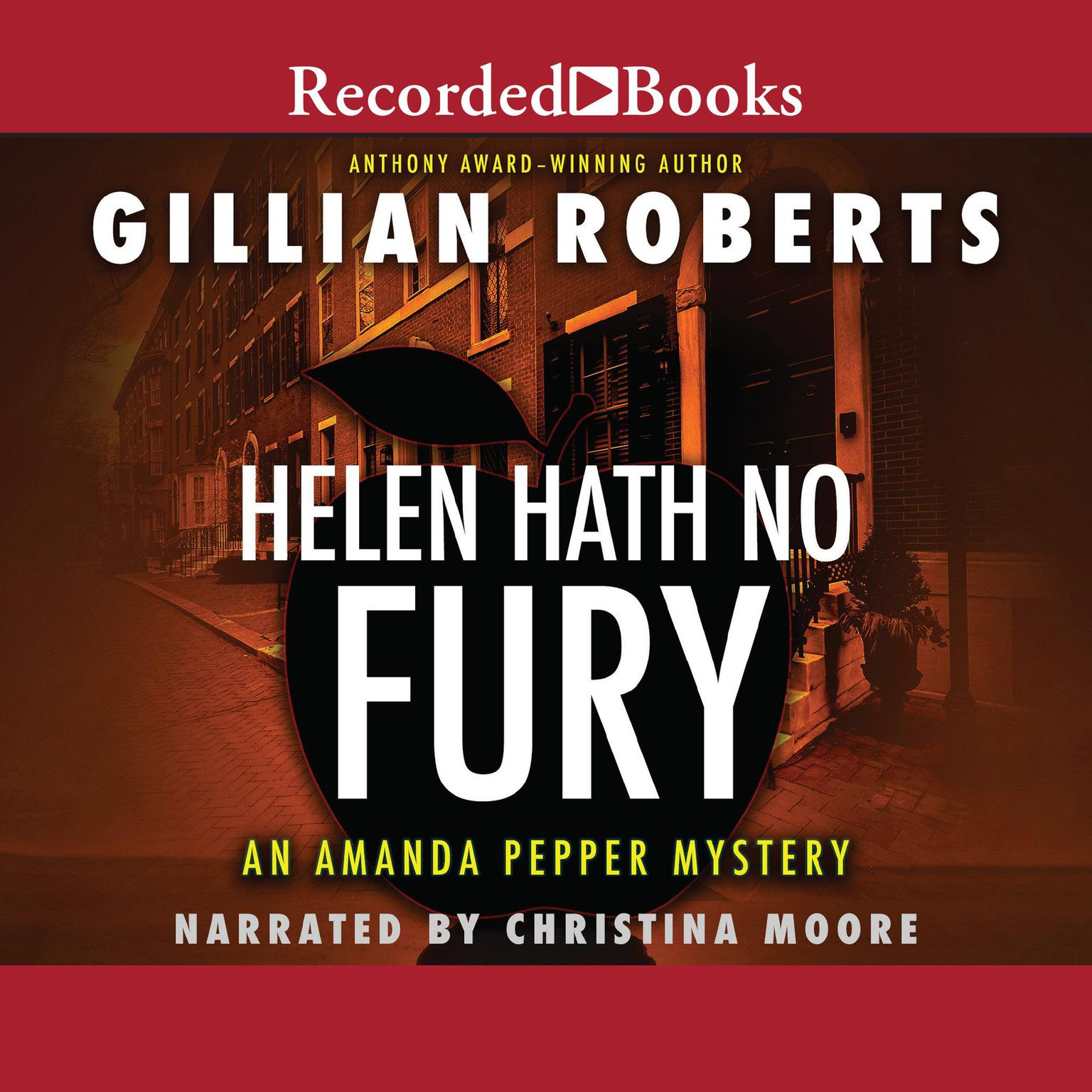 Printable Helen Hath No Fury Audiobook Cover Art