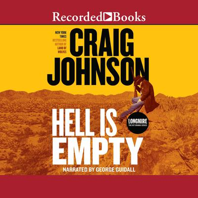 Hell is Empty Audiobook, by Craig Johnson