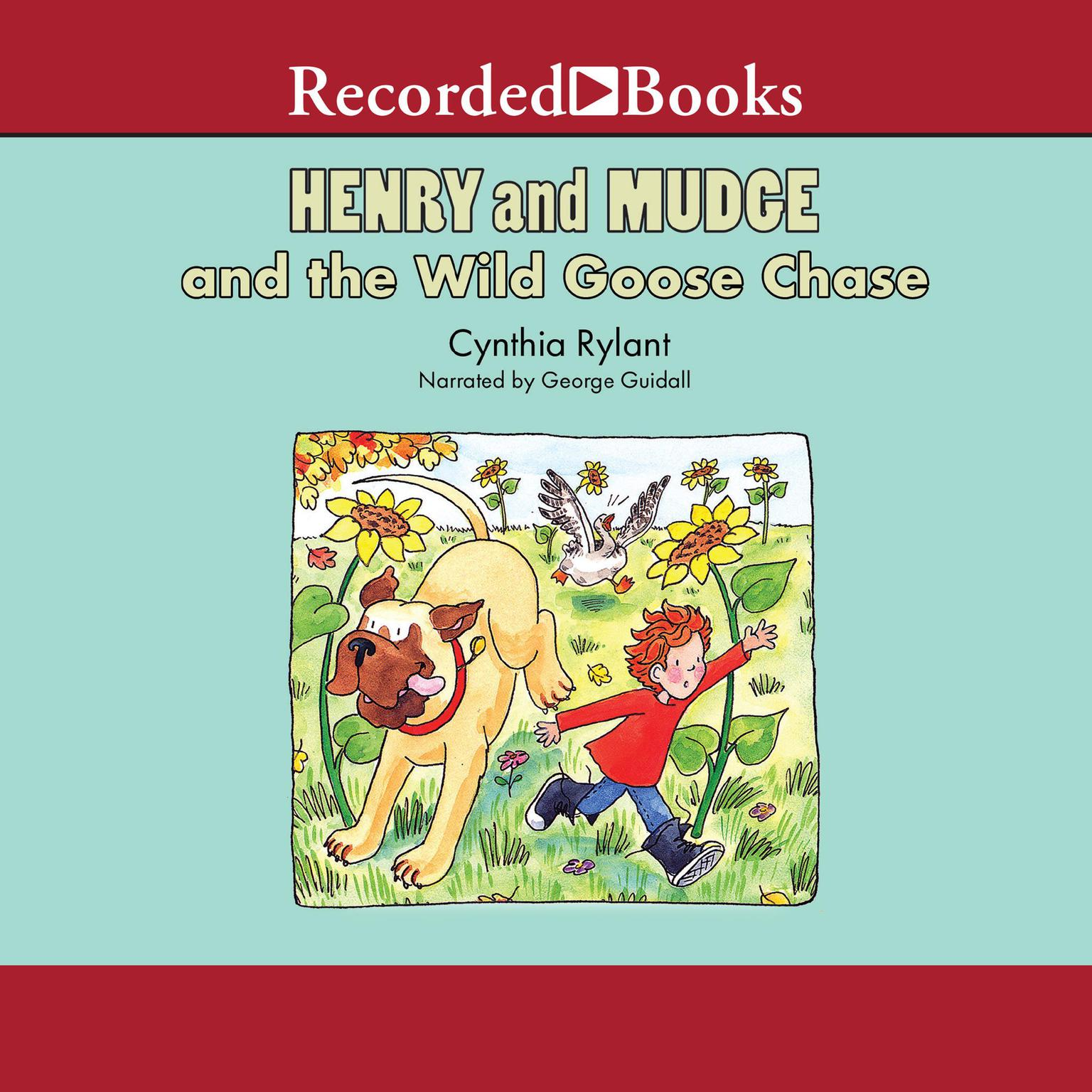 Printable Henry and Mudge and the Wild Goose Chase Audiobook Cover Art